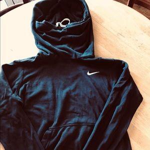 Nike black hoodie women medium